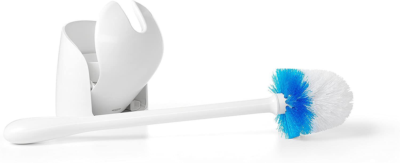OXO Good Grips Hideaway Compact Toilet Brush