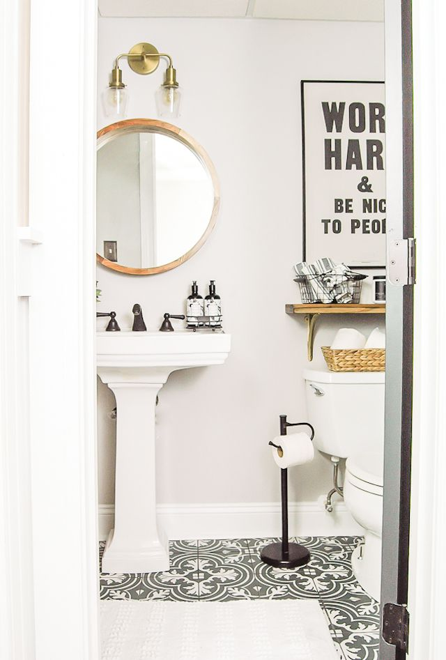 15 Bathroom Wall Decor Ideas