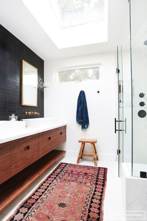 11 Scandinavian Style Bathrooms