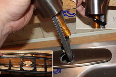 Installing A Moen Faucet Body