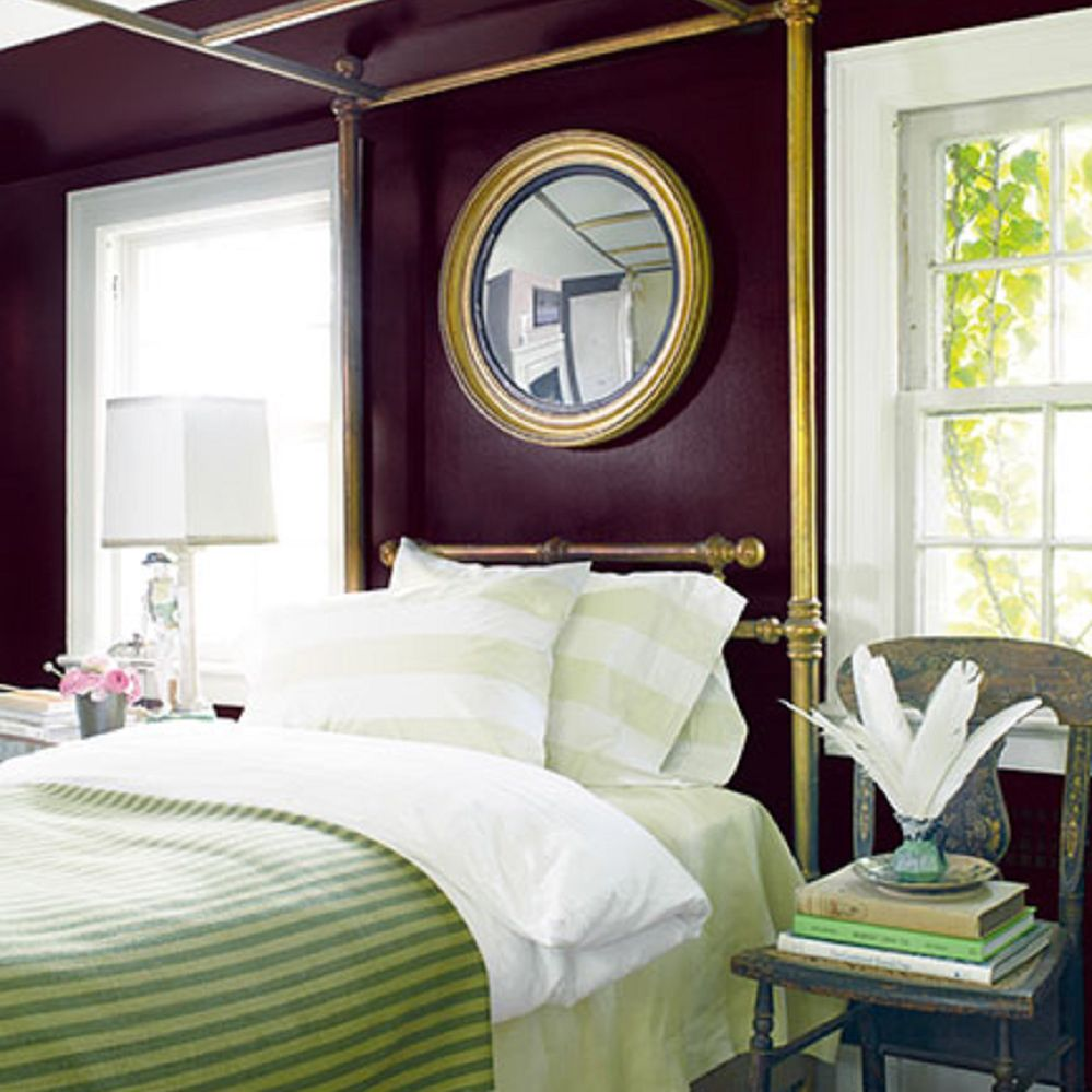 Calming Bedroom Paint Colors Small Bedroom Bed Ideas Bedroom Decorating Ideas Christmas Sloped Ceiling Bedroom Ideas: 13 Tranquil Paint Colors For Bedrooms