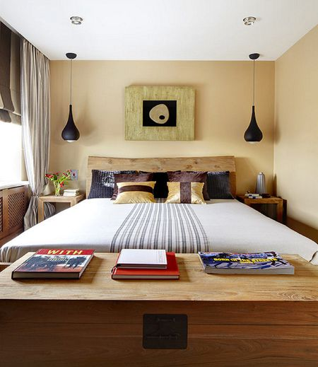 . Small Master Bedroom Design Ideas  Tips and Photos