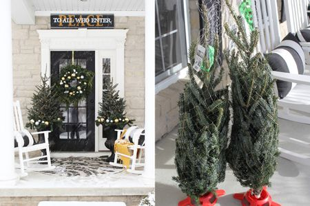 diy christmas urn planter ideas - How To Decorate Urns For Christmas