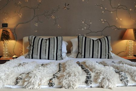 48 Beautiful Wallpapered Bedrooms Gorgeous Wall Paper Bedroom