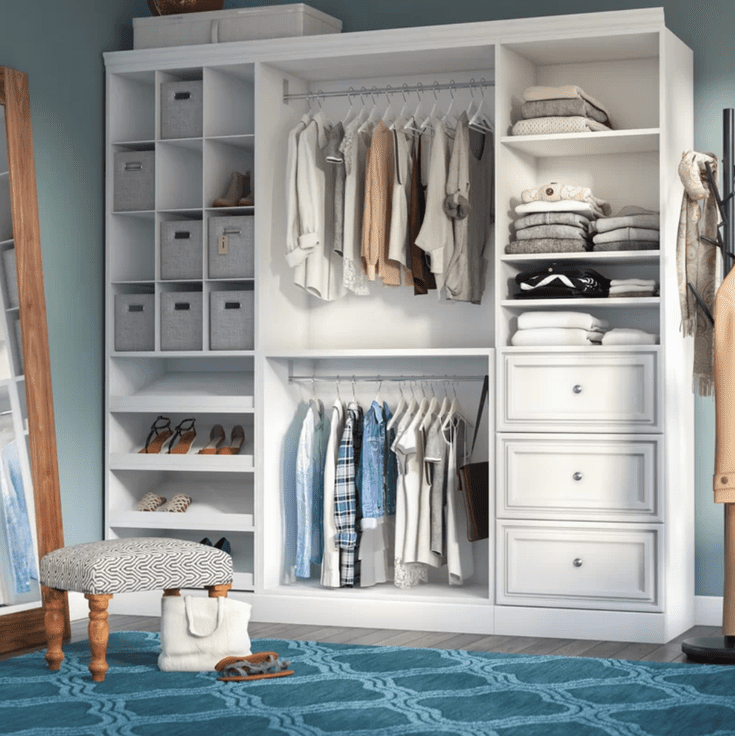 The 9 Best Closet Systems Of 2020