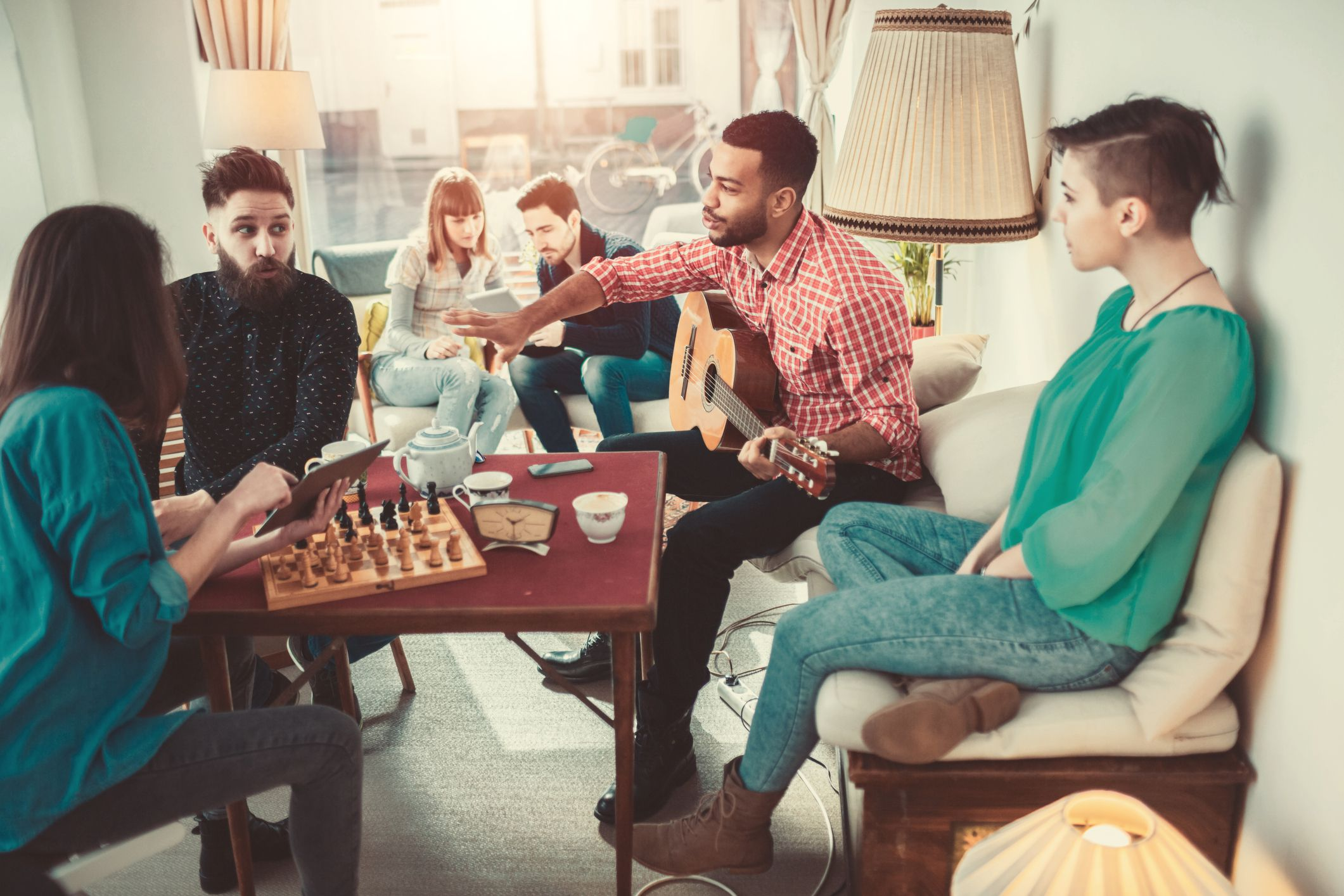 The 12 Best Board Games For College Kids And Young Adults
