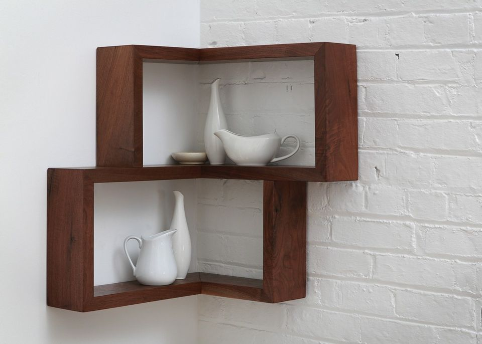 The Franklin Shelf by Tronk Design
