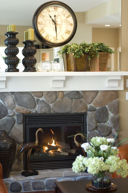 Awesome 25 Mantel Decor Ideas For All Seasons Home Interior And Landscaping Dextoversignezvosmurscom