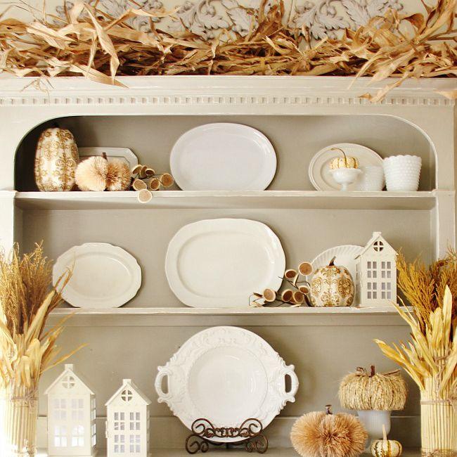 Thanksgiving decor ideas