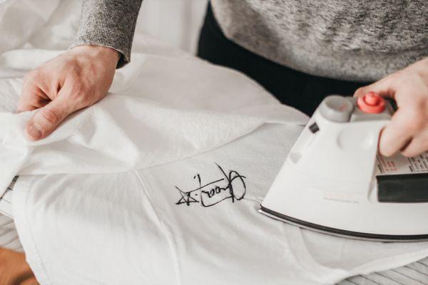 preserving an autograph