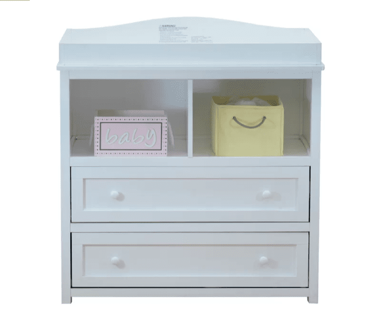 Viv + Rae Clarissa 2 Drawer Changing Dresser
