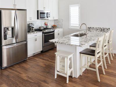 Modern Open Concept Home Interior