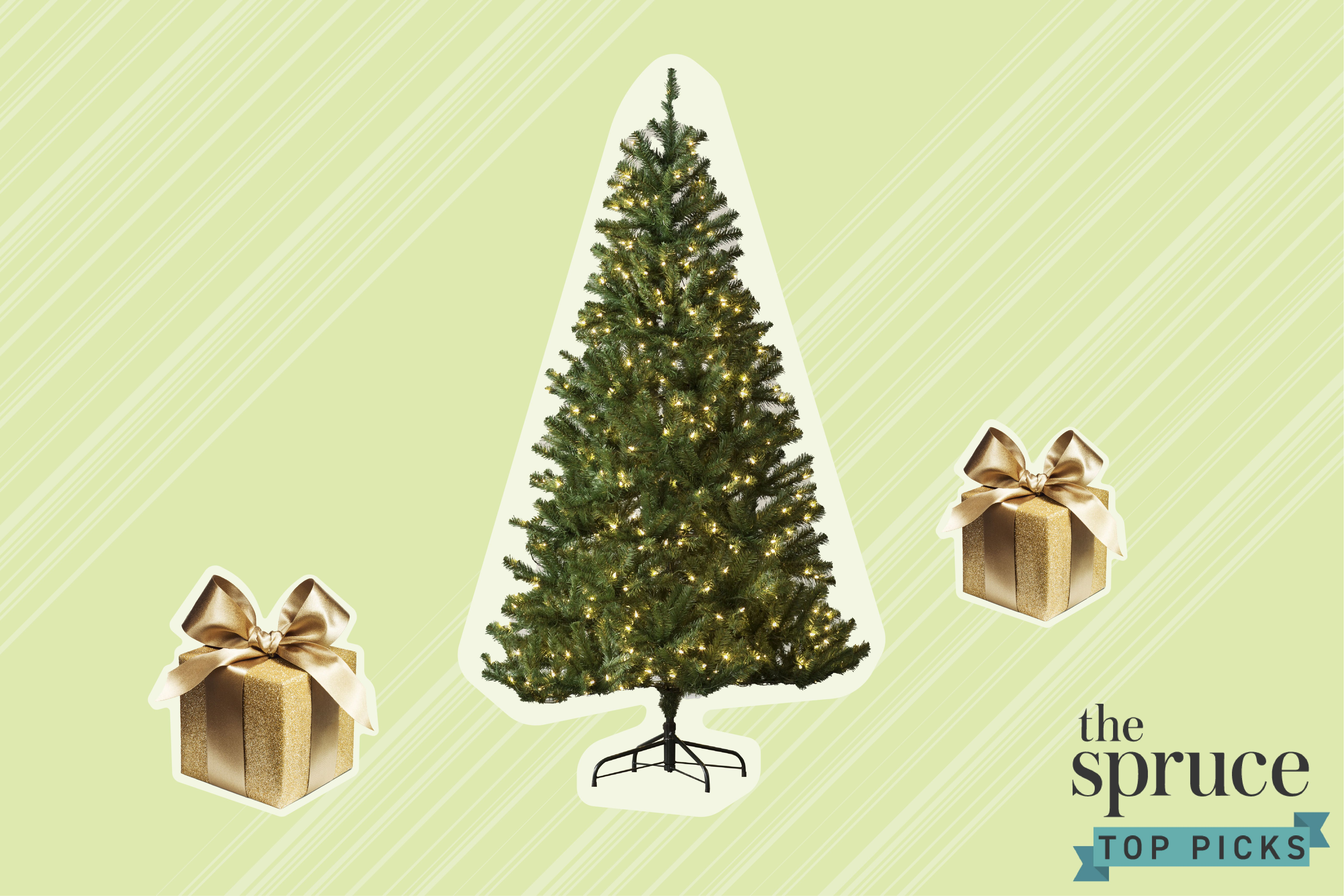Most Realistic Artificial Christmas Trees 2021 The 9 Best Artificial Christmas Trees Of 2021