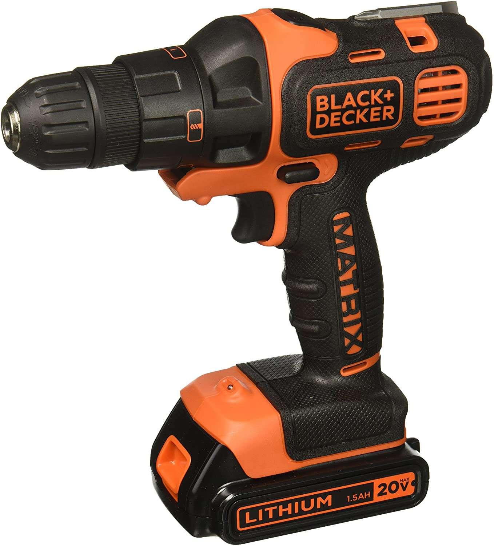 BDCDMT120IA Drill/Impact Combo Driver