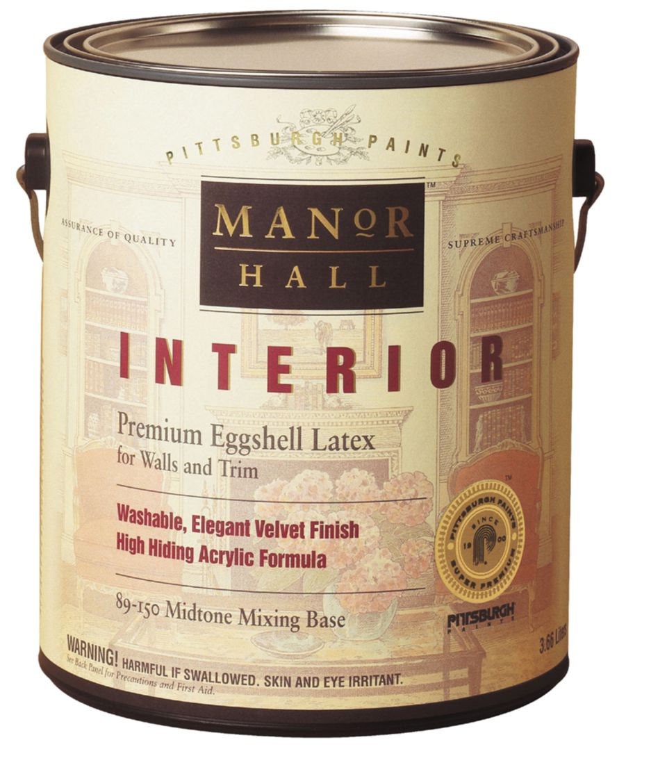 PPG Manor Hall interior paint