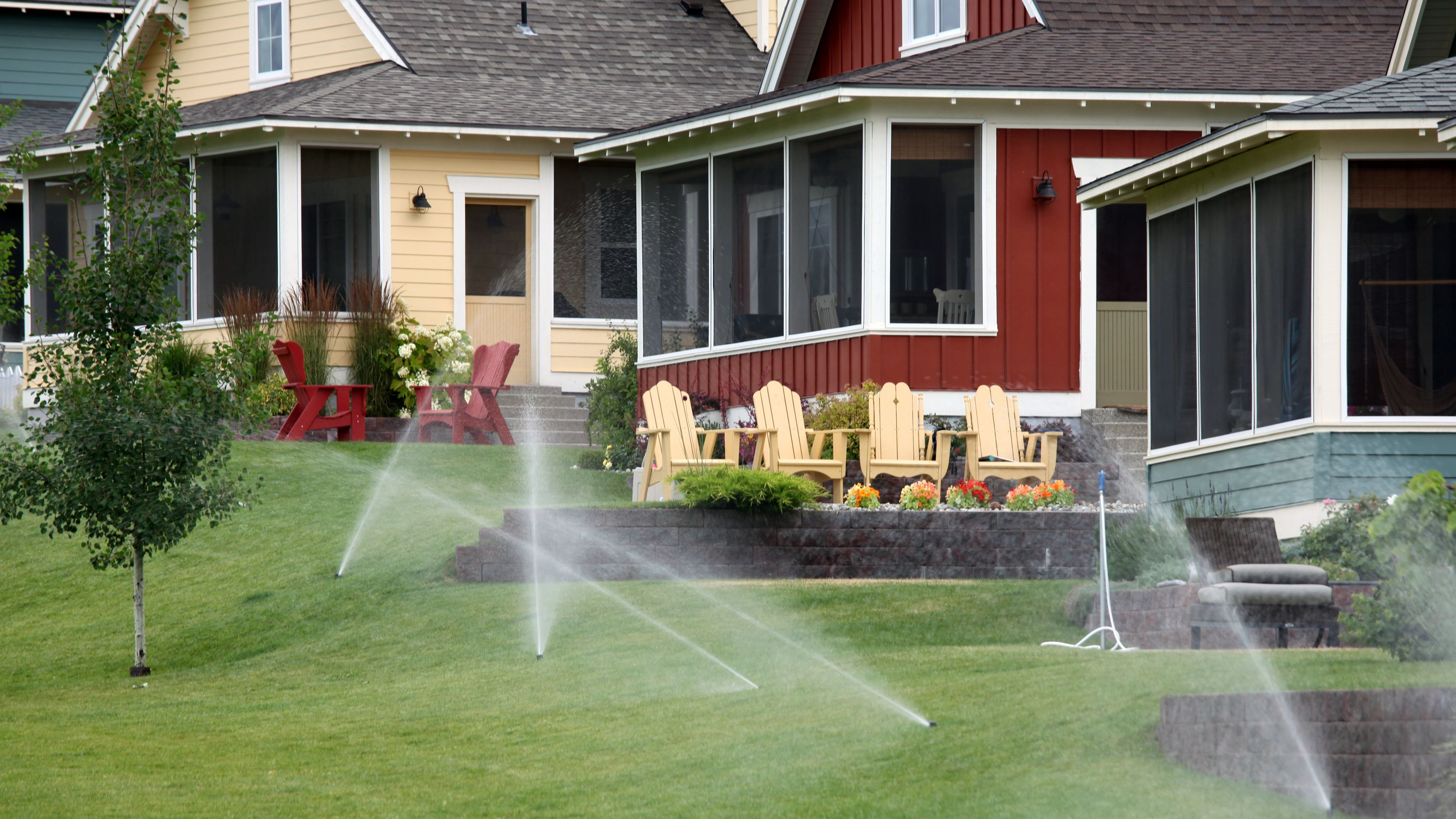 Replacing or Rebuilding a Lawn Irrigation Sprinkler Valve