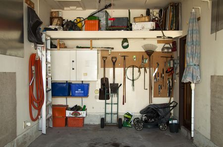 how to organize a garage in 5 steps - Organize Garage