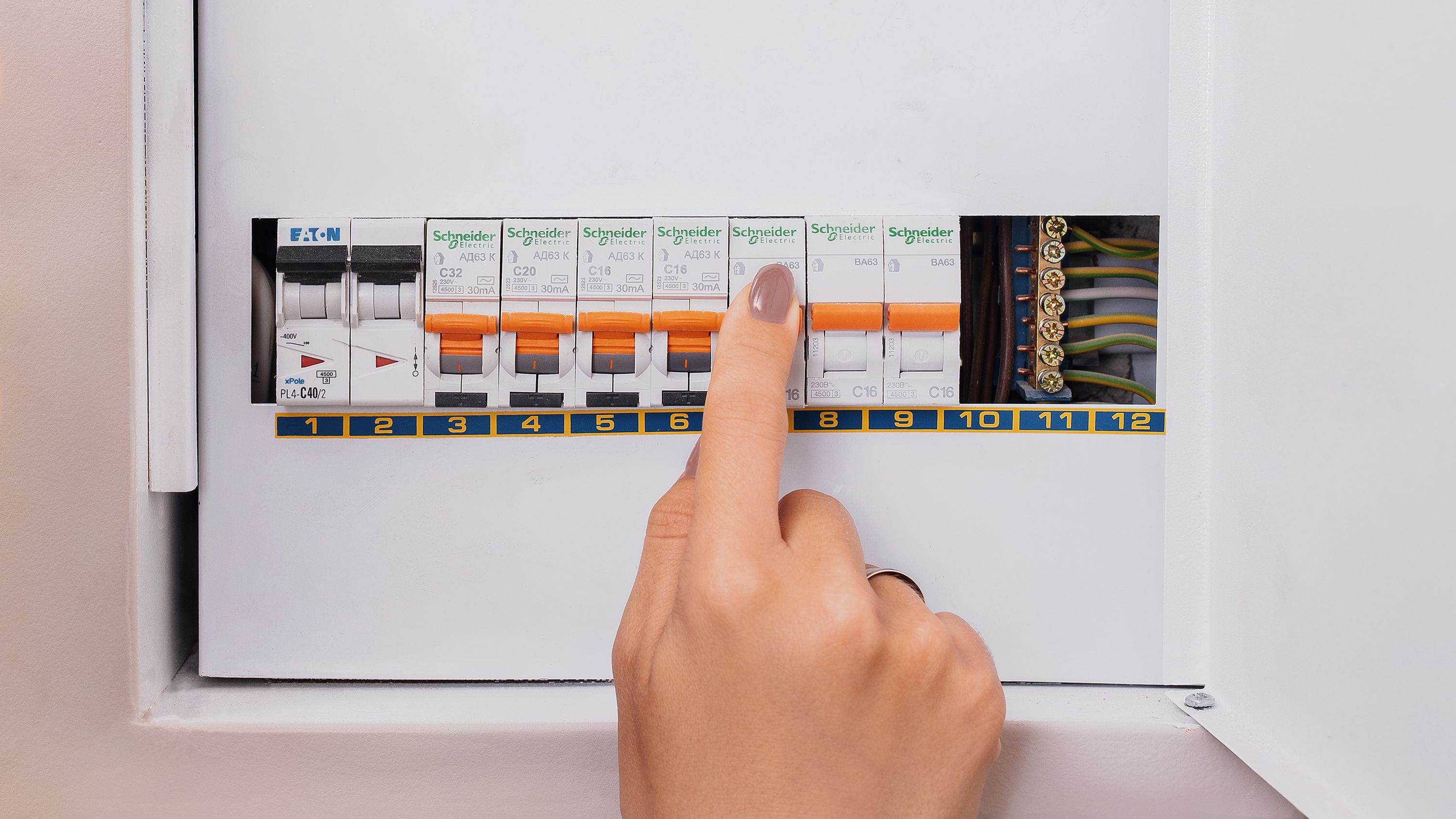 [ZHKZ_3066]  What Happens When a Fuse Blows | Security Fuse Breaker Box |  | The Spruce