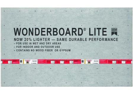 Wonderboard Backer Board Cement Board Review - Thin backer board for floor tile