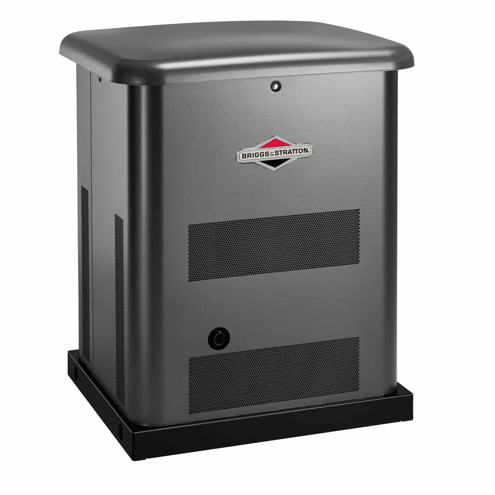 Briggs & Stratton 10 kW Automatic Home Standby Generator, Model 040375