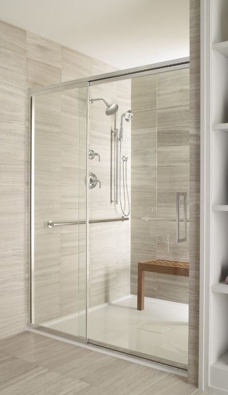 Frameless Shower Doors.Choosing The Right Shower Door