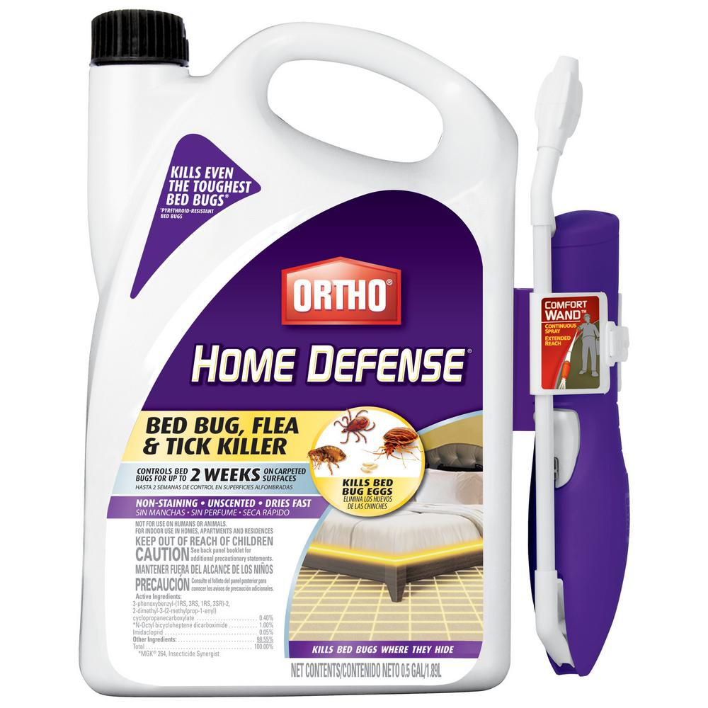 Ortho Home Defense Bed Bug Killer