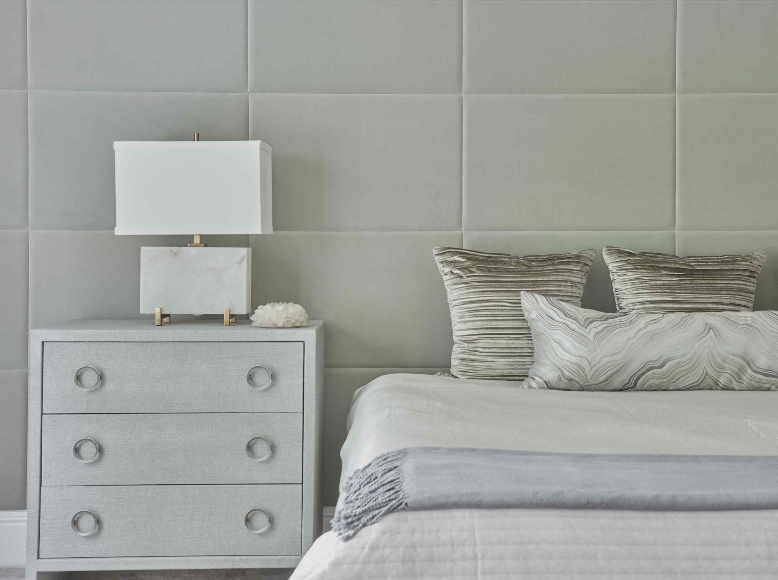 Upholstered Headboards Wall
