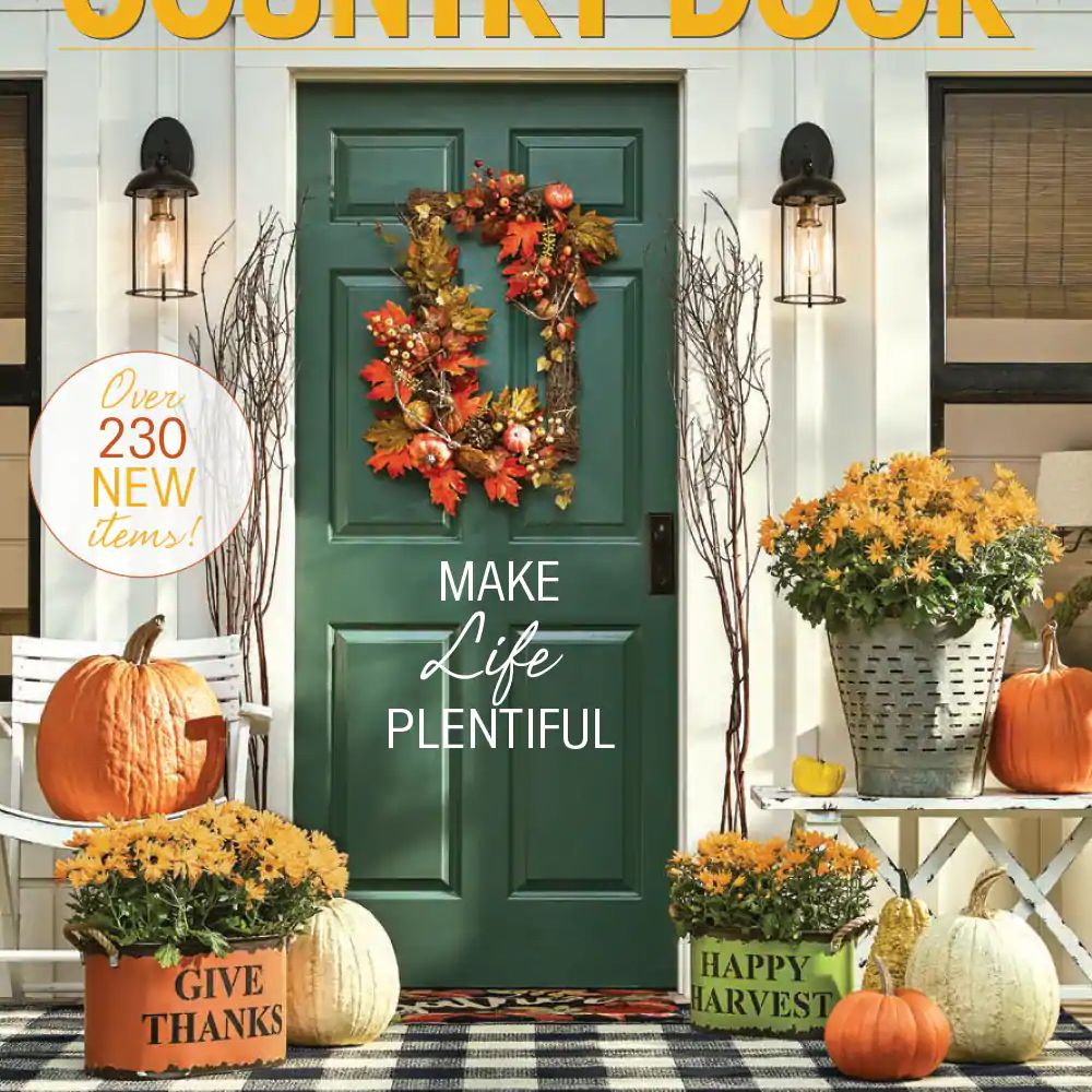 Request A Free Country Door Catalog