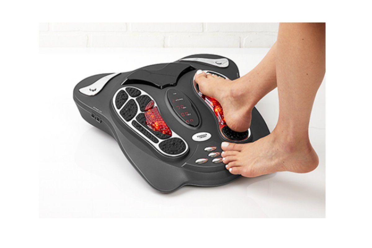 Sharper Images TENS Foot Massager Infrared Heat