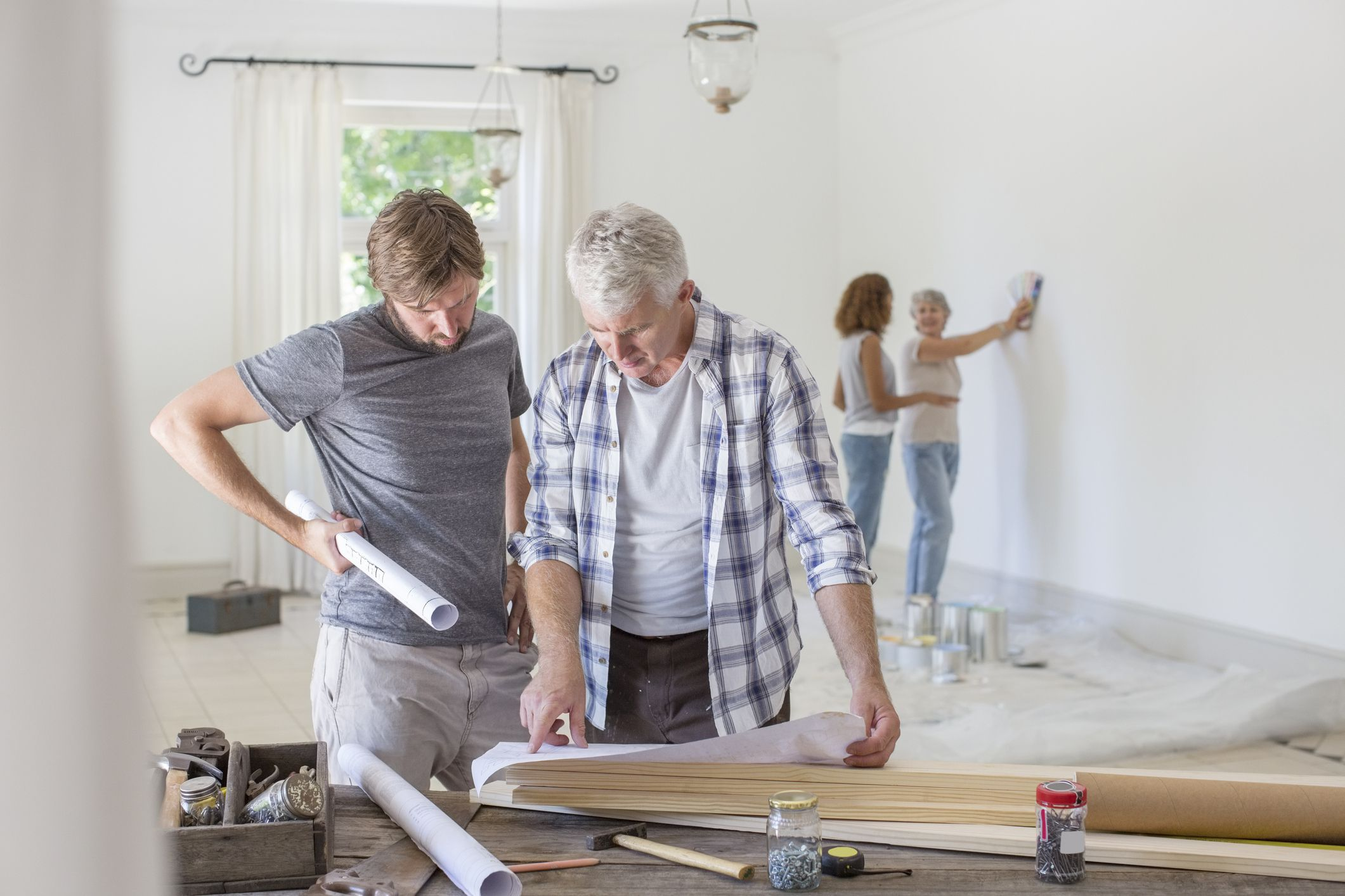 How to Organize Your House Renovation
