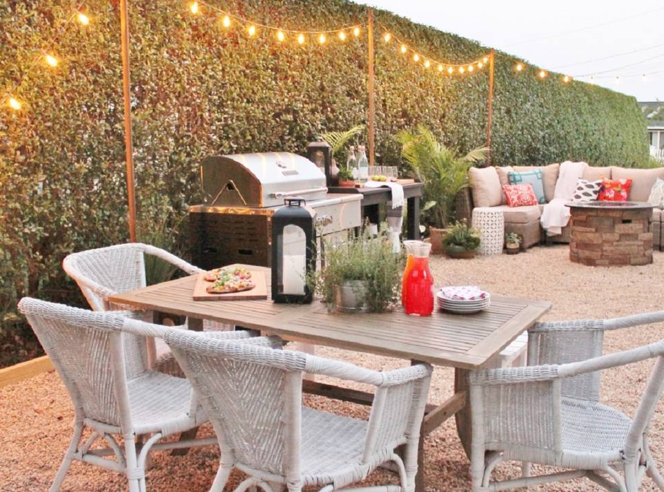 10 Creative And Inexpensive Diy Patios