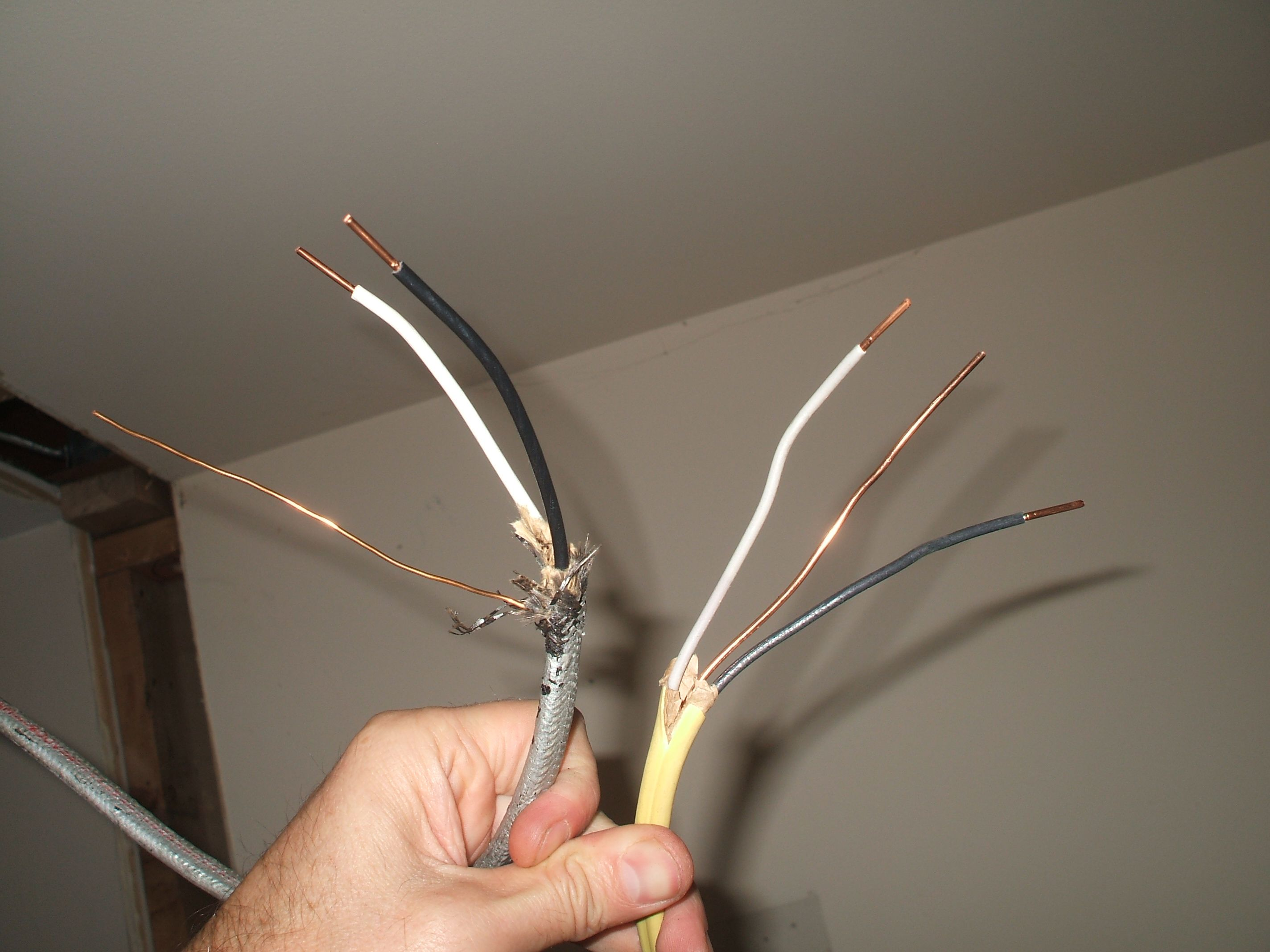 How To Splice Electrical Wire Old House Wiring Uk