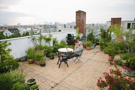What To Consider Before Planting A Rooftop Garden