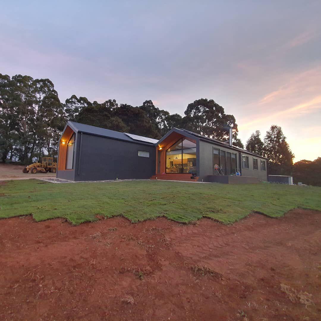 Casa modular ecológica