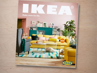 Get Your Free 2018 Ikea Catalog