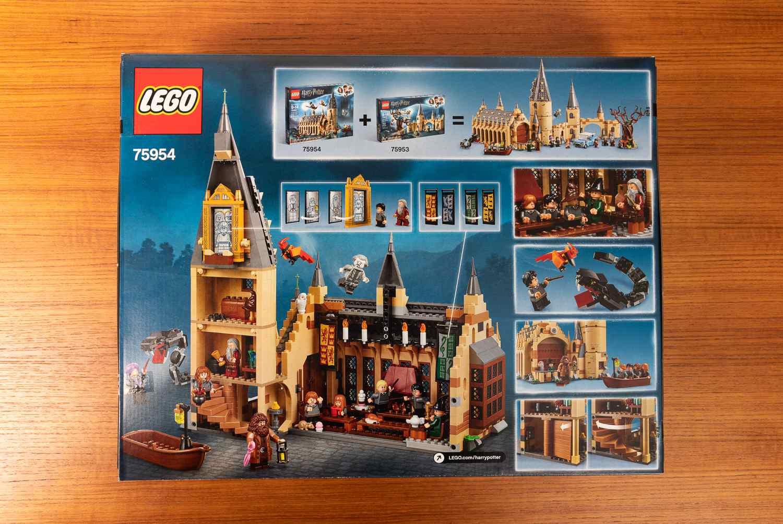 LEGO Harry Potter back