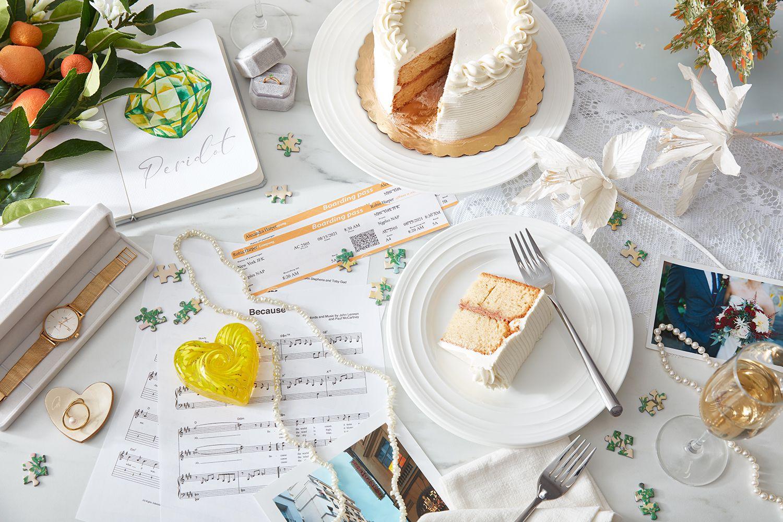 1st Wedding Anniversary Ideas And Symbols
