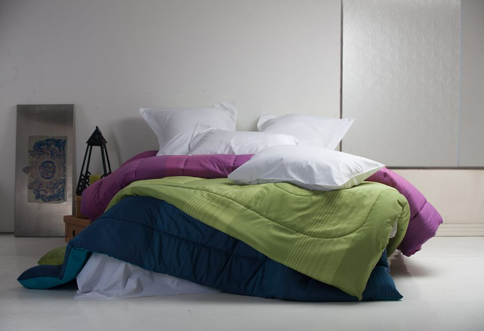 Quilt, Comforter, Duvet or Bedspread: What\'s the Difference?