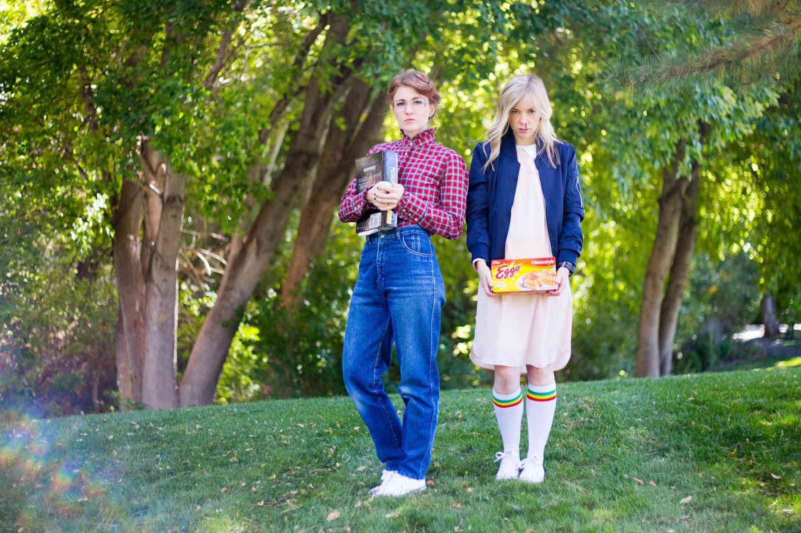 'Stranger Things' Halloween costumes