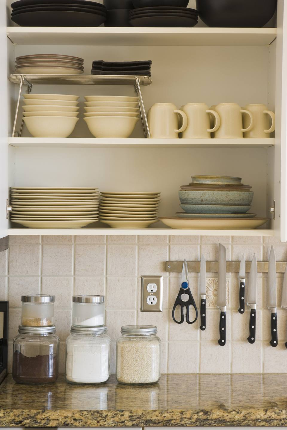 kitchen storage items organize your kitchen cabinets 3157