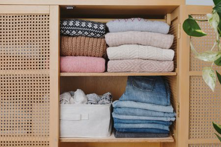 Organizing Your Closet, Storage For Clothes In Closet