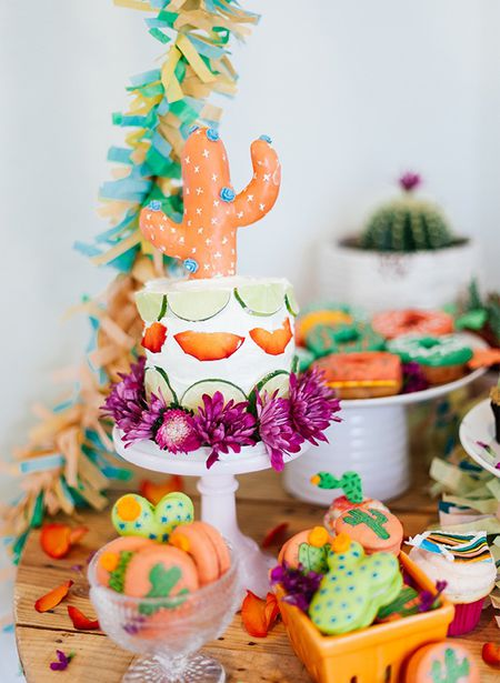 25 Spring Party Theme Ideas