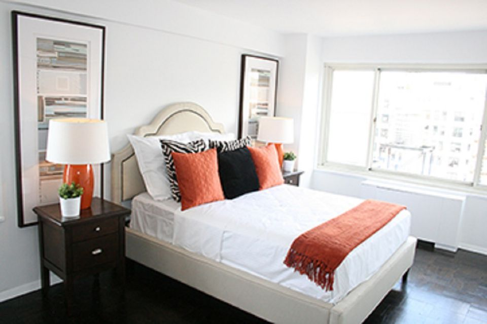 Here's how to decorate a gorgeous bedroom