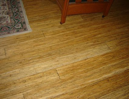 A Side By Side Comparison - Bamboo and Wood Flooring