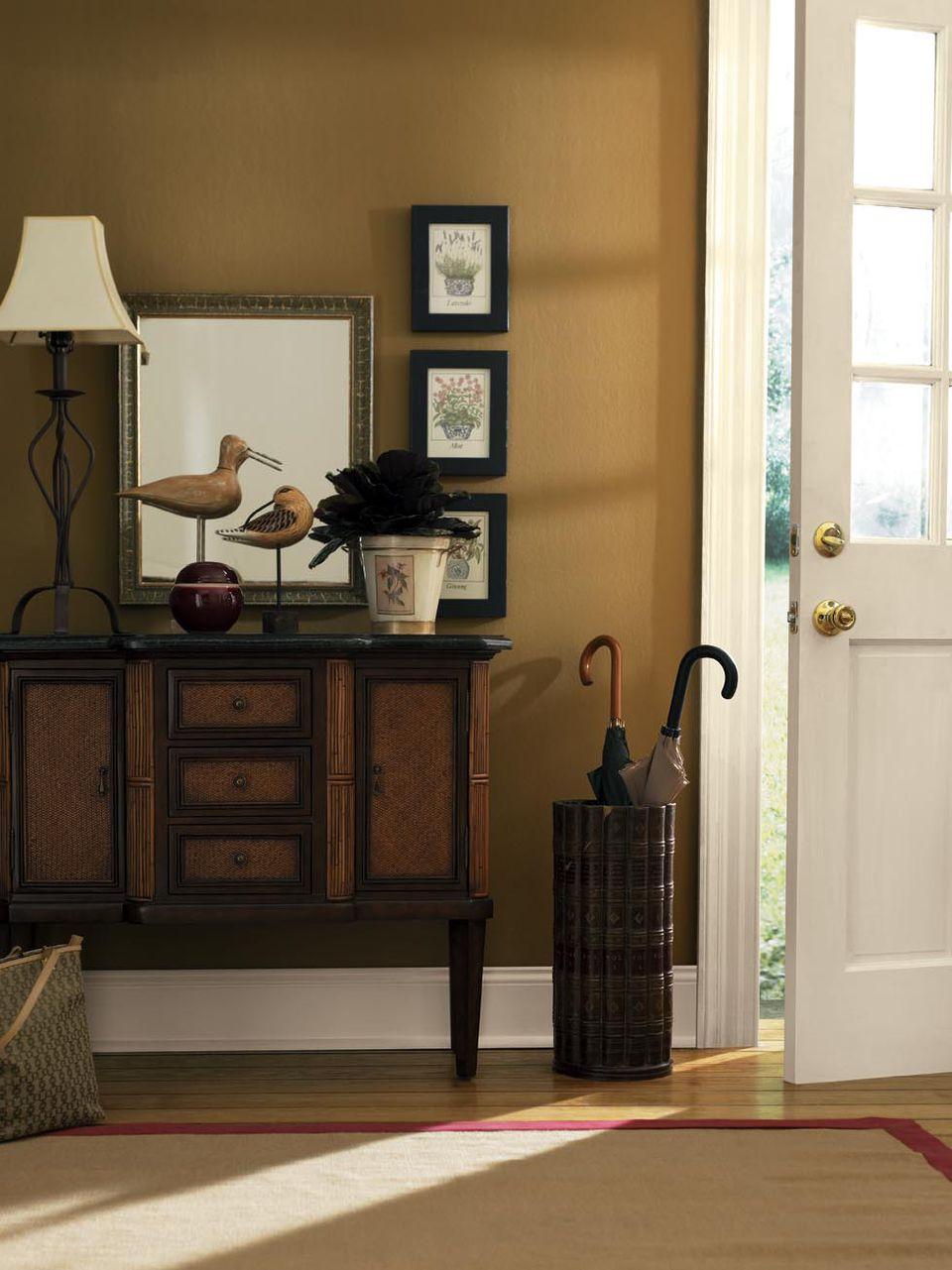 Large Foyer Paint Colors : Designer s top picks for foyer paint color