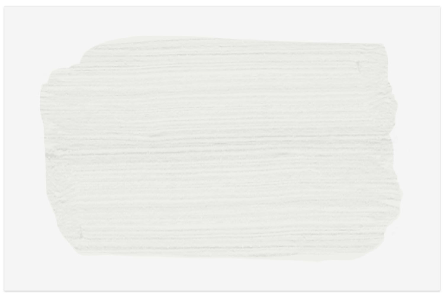 Sherwin-Williams Extra White swatch