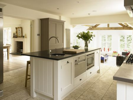 Low Maintenance No Hassle Kitchen Flooring Options