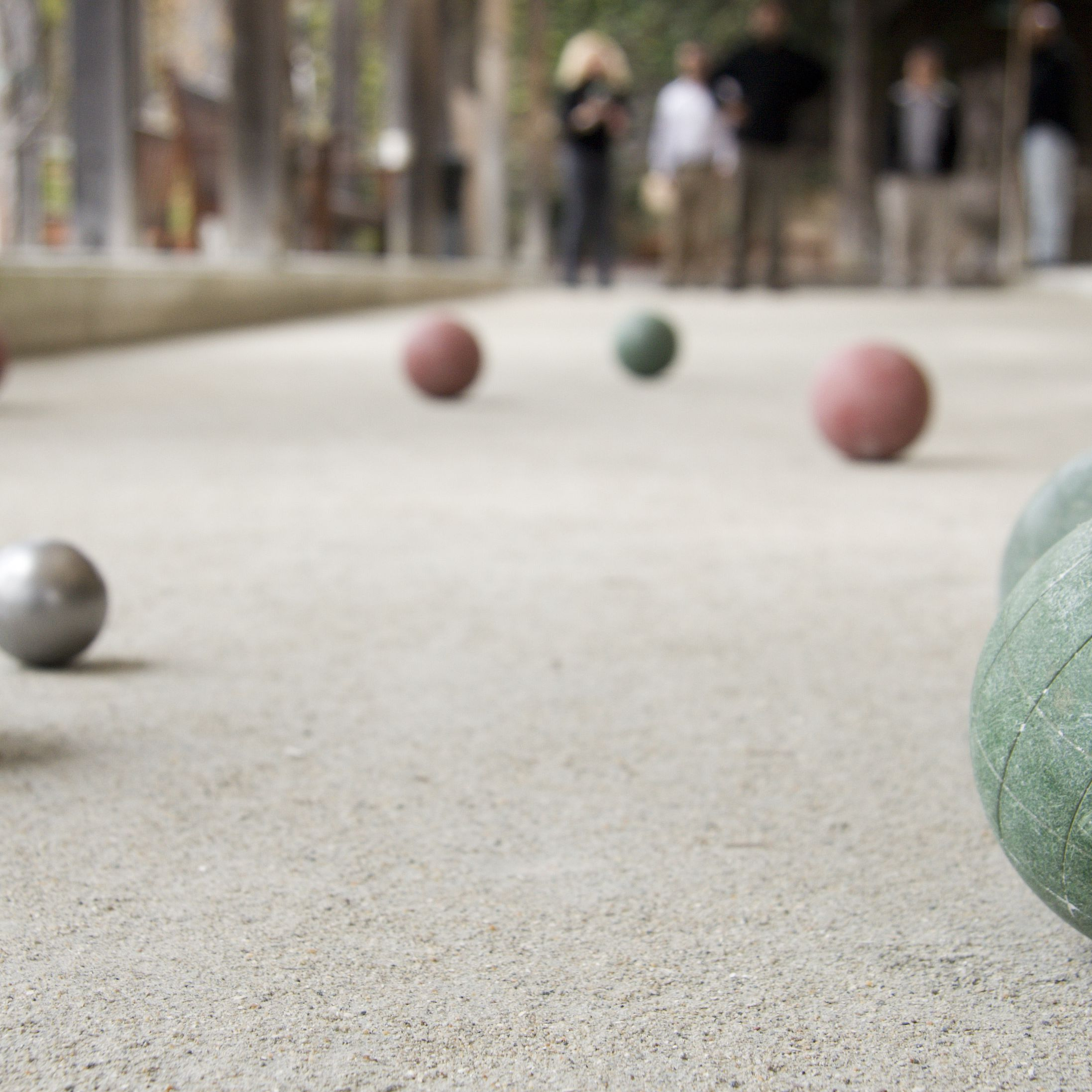 What Is Bocce Ball Outdoor Games To Play In Your Yard