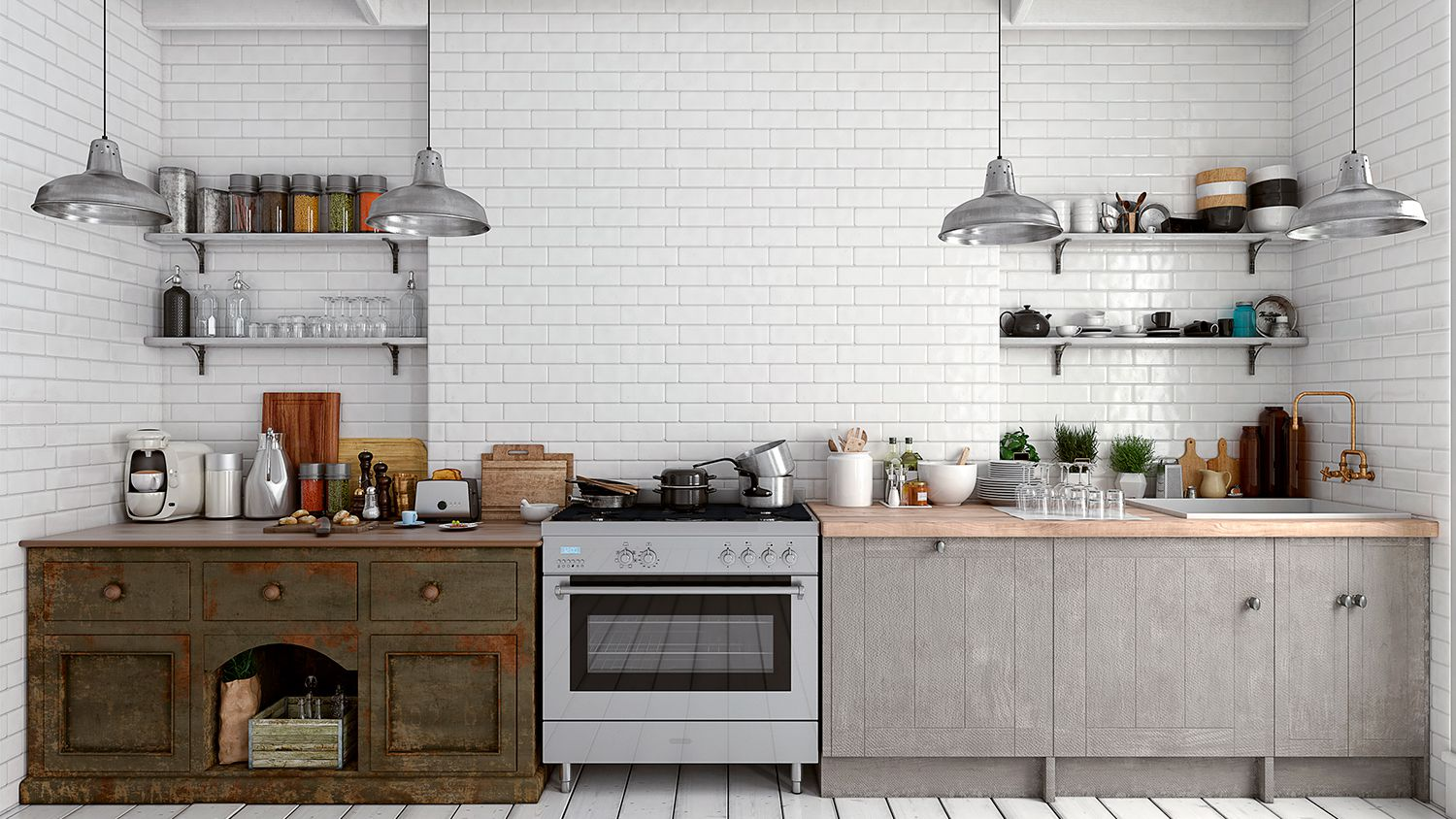 - The Best Kitchen Backsplash Materials