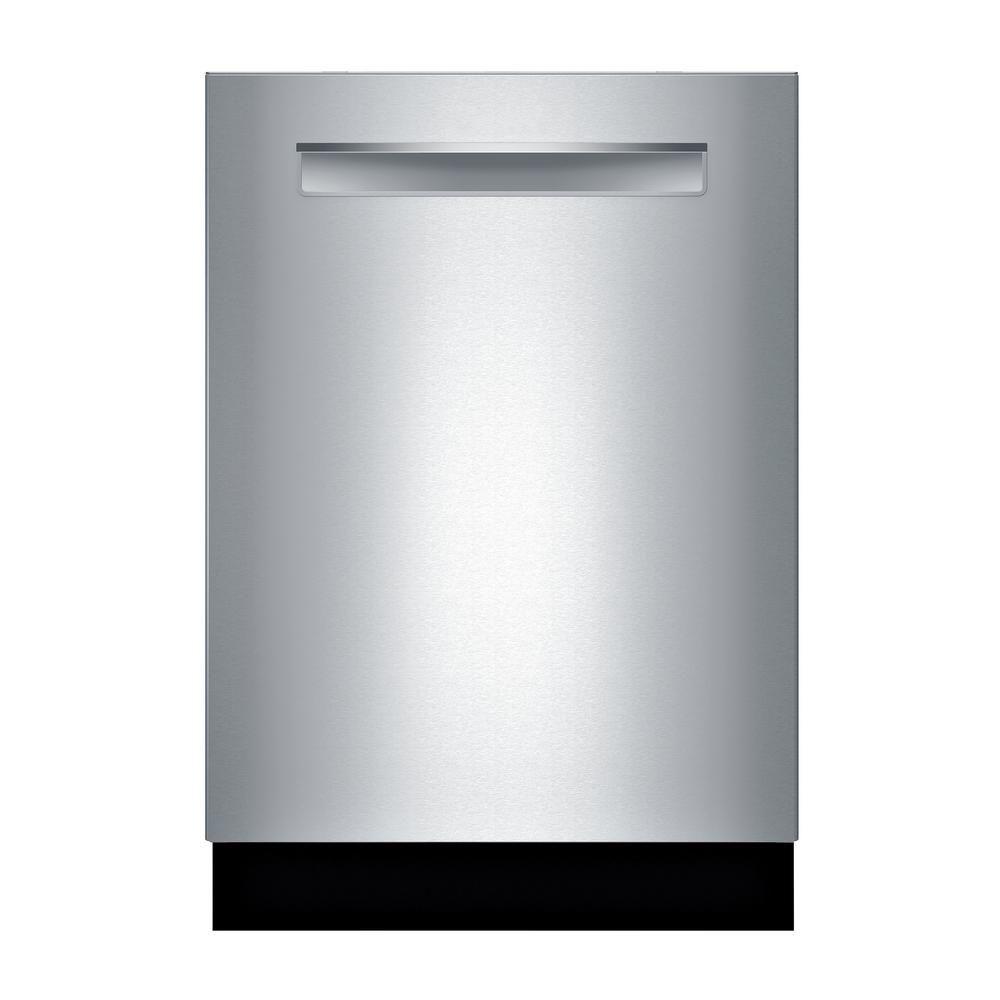 Bosch 800 Series Top Control Tall Tub Pocket Handle Dishwasher